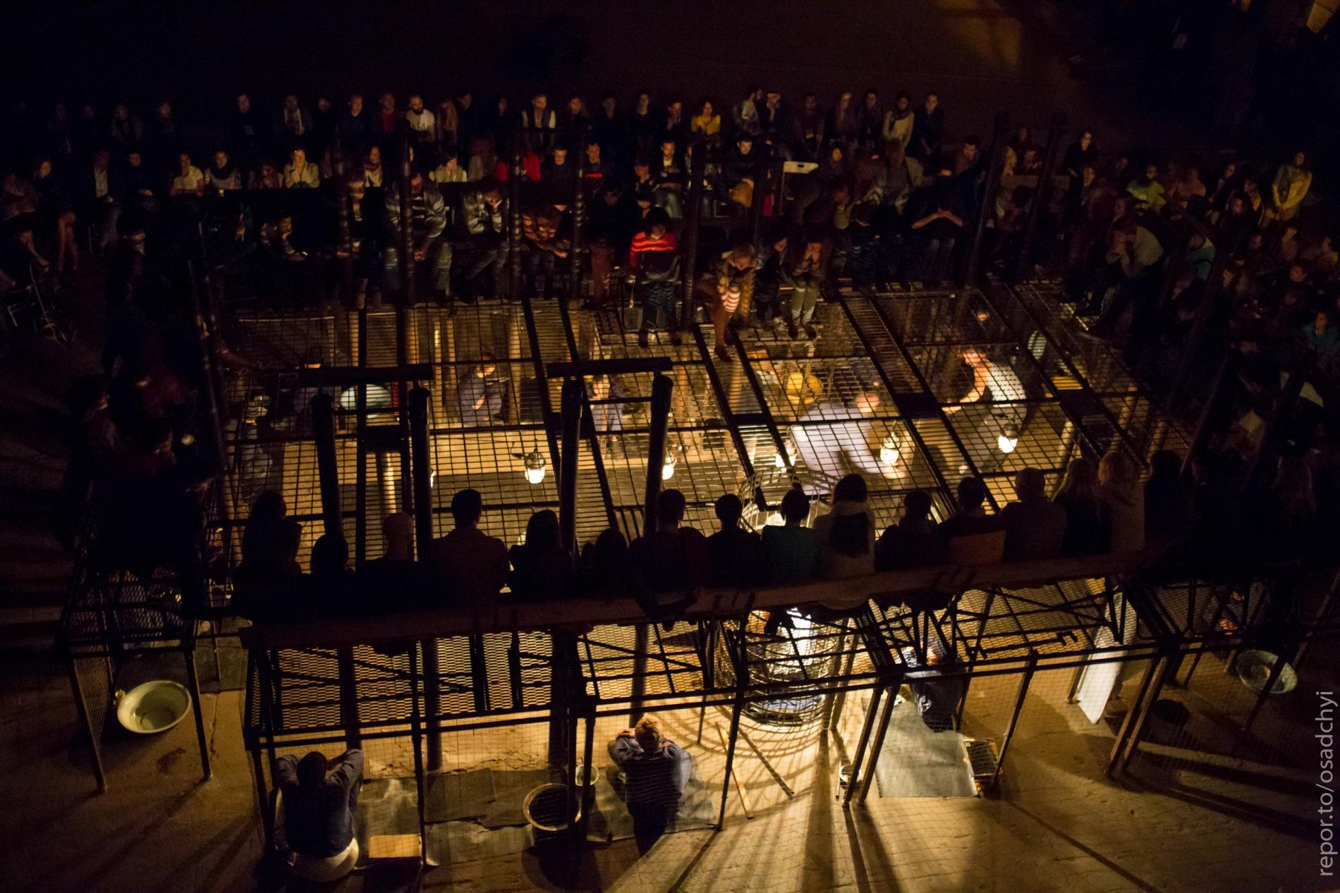 Performance Exchange between Theater und Orchester Heidelberg and Dakh Theatre Kiev